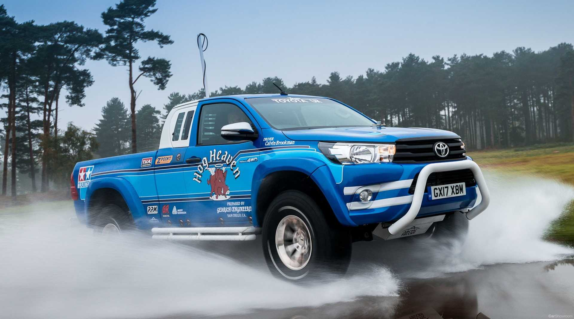 Kelebihan Kekurangan Toyota Hilux Offroad Harga