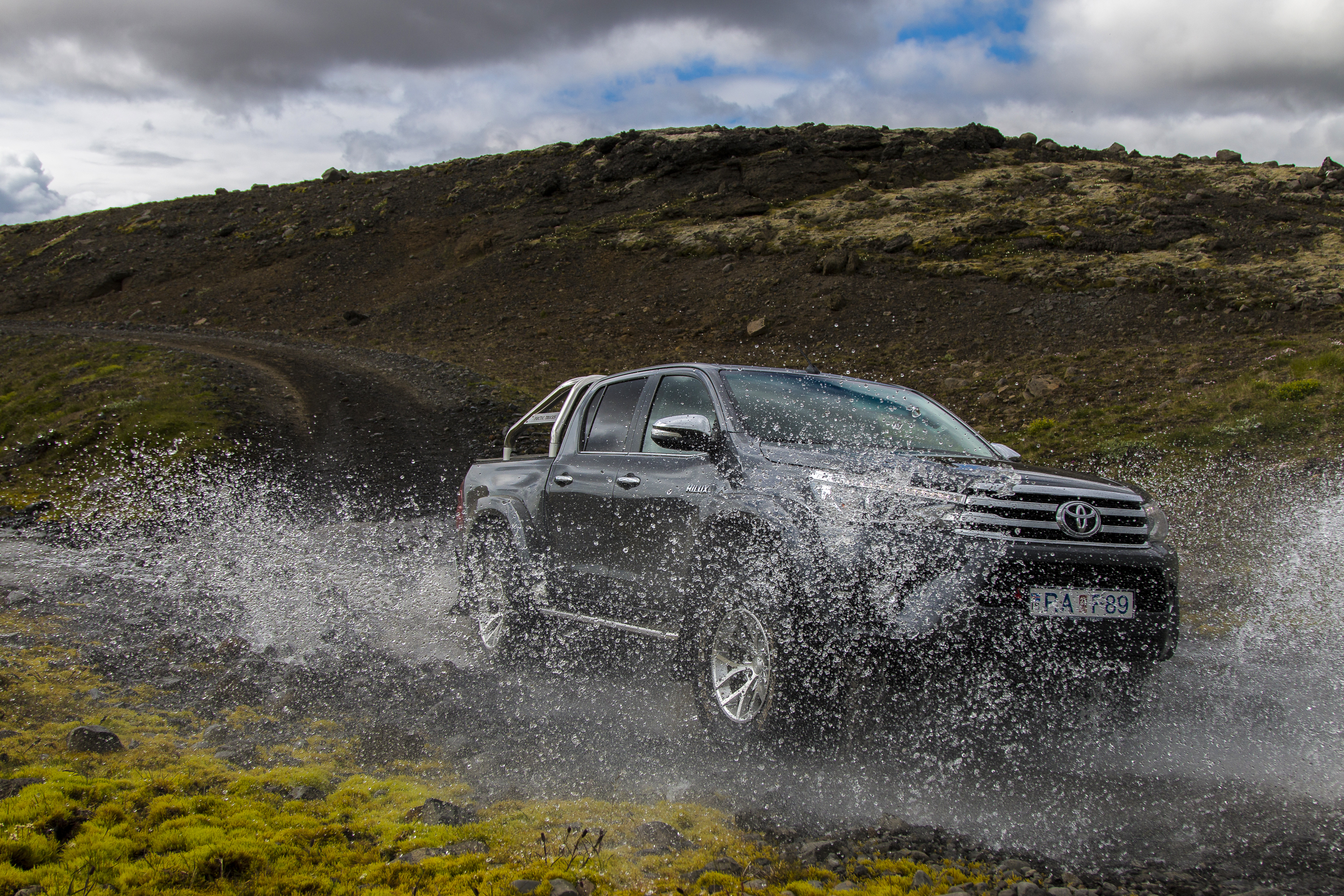 The New Toyota Hilux Arctic Trucks At35 Used Cars For Sale With Prices Specification
