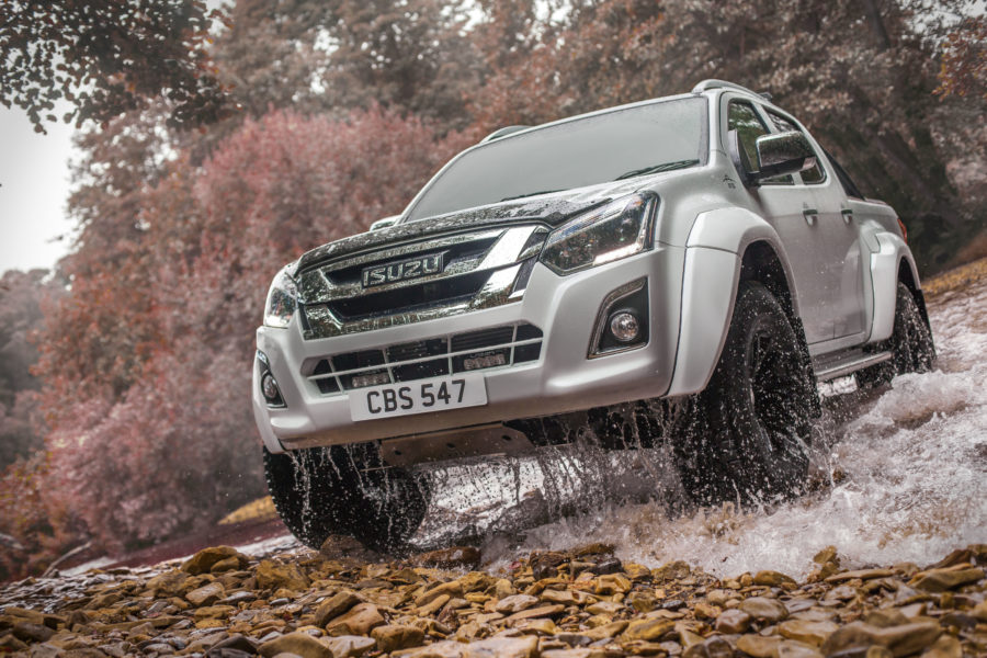Isuzu-D-Max-AT35-Model-2017-UK (8)