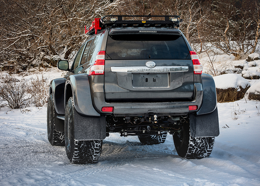 Toyota Model Range Arctic Trucks